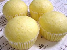 Easy and Fluffy Steamed Cream Cheese Buns Recipe by cookpad.japan Easy and Fluffy Steamed Cream Cheese Buns Recipe by cookpad. Cream Cheese Bread, Cheese Buns, Cake With Cream Cheese, Cupcake Recipes, Cupcake Cakes, Muffin Recipes, Dessert Recipes, Steam Cake Recipe, Bun Recipe