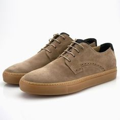 Sunday Derby Shoe by FNG x Hyusto via Fancy