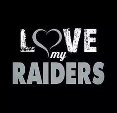 Love my Raiders