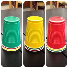 Solo cups signal if students need help, and how much help they need during activities or solo work. No more students calling out your name. Also you won't forget who had their hand up and when! Photo Credit: www.theardentteacher.com