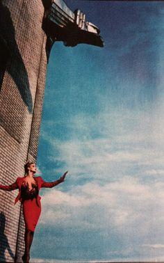 Thierry Mugler by Thierry Mugler 1988 Thierry Mugler, Fashion Art, Editorial Fashion, Fashion Design, Vintage Outfits, Vintage Fashion, Best Shopping Sites, Nature Photos, Great Photos