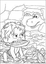 the good dinosaur coloring pages on coloring bookinfo - Disney Dinosaur Coloring Pages