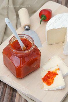 Confettura di peperoncini piccanti - Red hot peppers jam | From Zonzolando.com