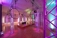 Dream Studio, Dance Studio, Neon Signs, Studios, Board, Studio, Sign, Planks