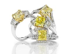 On Mccathy Jewelry TV, Watch the Different Types of Yellow Diamonds!!! | alexandermccathyluxury.com