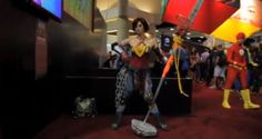 Couldn't Be At Comic-Con? Witness Some of the Cosplay You Wish You Could've Seen In Person [VIDEO] @Matty Chuah Mary Sue