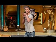 Luke Mockridge talks about Tinder and the female world - TV total Lucky Man, Comedy, Funny, Youtube, World, Woman, Funny Parenting, Comedy Theater, Hilarious