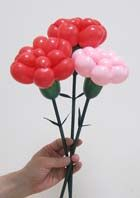 Balloon Flowers, Balloon Centerpieces, Balloon Animals, Carnations, Balloons, Globe Decor, Bouquets, Flowers, Noel
