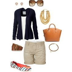 travel outfits | Summer travel outfit....leopard print flats instead | Cute Outfits