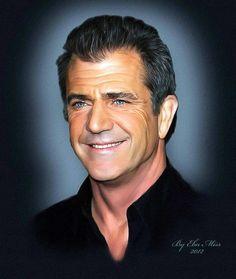 Mel Gibson by Ebn Misr