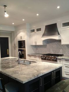 Meredith Heron Design #unionville project - Bespoke Kitchen in collaboration with Aya Kitchens