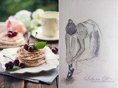 something...: Истории за балерини / Торта Павлова