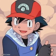 Ash And Misty, Ash Pokemon, Pokemon Special, Ash Ketchum, Catch Em All, I Love Him, Anime, Glitter, Character