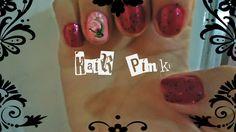 Hair Pink: Unha da semana