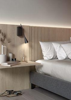 Master Bedroom Interior, Home Bedroom, Modern Bedroom, Bedroom Decor, Bedroom Wall Lights, Bedrooms, Home Room Design, Home Interior Design, Interior Architecture