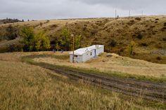 Mike Rebholz, Hardin Road (Montana 87)