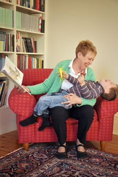 Ten read-aloud commandments - Mem Fox