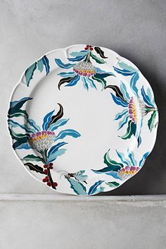 Paradise Found Dinner Plate