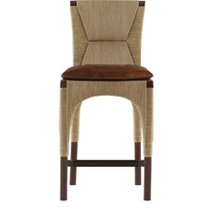 Bill Sofield Cocoon Counter Stool - Contemporary Barstools & Counter Stools - Dering Hall