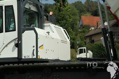 Bergmann Dumper Raupendumper 4010 HK im Power Bully Design Cummins, Diesel, Bullying, Train, Design, Photos, Track Roller, Heavy Equipment, Diesel Fuel