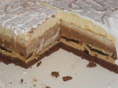 Bingo plus torta - Kuvajmo B(l)ogovski - Recepti na lak način Torte Recepti, Kolaci I Torte, Bingo Cake, Ugly Cakes, Bread Dough Recipe, Peanut Butter Brownies, Croatian Recipes, Tray Bakes, Delicious Desserts
