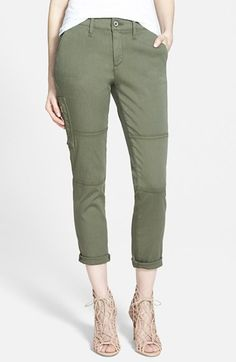 AG+'Wyatt'+Slouchy+Utility+Pants+available+at+#Nordstrom