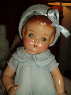 1930's Composition Effanbee Patsy Ann Doll
