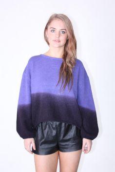 Dark Side Knit