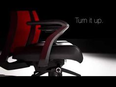 Check out this AWEsome video on the new #Amplify chair from @Sophie Jernberg Seating & IDEON