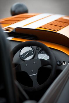Caterham Interior:  At Hillbank we are all about simple and sleep interiors.