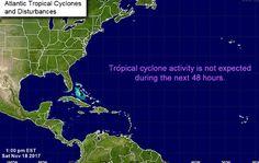 Sistema de baja presión en Panamá se desplaza hacia Colombia - Panamá América