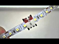 Demonstration of how to put together Inspired LED's flexible LED strip extender. These extenders are easy to install, if your flexible strip is just not quit. Kitchen Lighting Fixtures, Cabinet Lighting, Pendant Light Fixtures, Home Theater Lighting, Garage Lighting, Outdoor Lighting, Types Of Lighting, Lighting Design, Deco Led