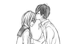 Beijinho de proteção :3