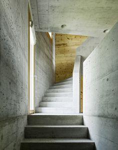 Treppe  © Georg Aerni