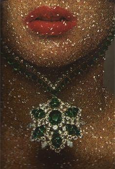 Guy Bourdin. French Vogue, 1970.