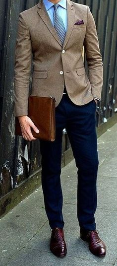 Business Outfit For Mens #menswear