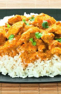 Low FODMAP Recipe and Gluten Free Recipe – Boneless chicken curry with rice … - Top Trends Curry Chicken And Rice, Curry Rice, Tofu Curry, Fodmap Recipes, Gluten Free Recipes, Easy Healthy Dinners, Healthy Dinner Recipes, Healthy Foods, Low Fodmap