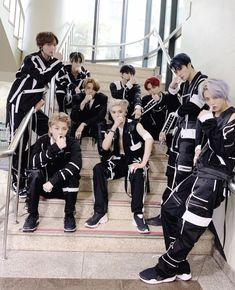 NCT 127 kick it comeback 💚 Winwin, Nct Taeyong, Got7 Jackson, Jackson Wang, Mark Lee, Bruce Lee, Grupo Nct, Johnny Seo, Nct Group