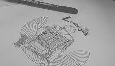 #sketch #lumberjack