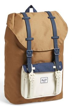 Herschel+Supply+Co.+'Little+America+-+Medium'+Canvas+Backpack+available+at+#Nordstrom