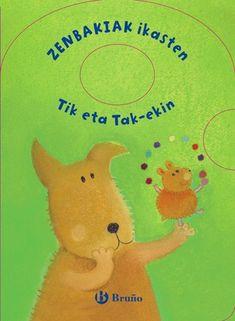 Zenbakiak ikasten Tik eta Tak-ekin / Tony Potter. Pikachu, Editorial, Fictional Characters, Photo Storage, Literatura, Summer Time, Fantasy Characters