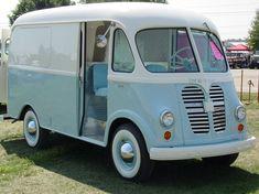 1959 International Metro Ice Cream Step Van (Complete Frame Off Restoration)
