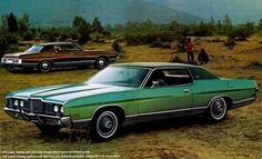1972 Ford LTD Hardtop and Hardtop Maintenance of old vehicles: the material for new cogs/casters/gears could be cast polyamide which I (Cast polyamide) can produce Old American Cars, American Auto, American Muscle Cars, Ford Ltd, Ford Lincoln Mercury, Old School Cars, Chevrolet Equinox, Ford Classic Cars, Ford Fairlane