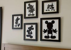 22 Unique Disney Gifts for Adults - 2018 Holiday Edition Mickey Mouse Crafts, Minnie Y Mickey Mouse, Mickey Mouse Decorations, Disney Wall Decor, Disney Home Decor, Son Tattoos, Mouse Tattoos, Family Tattoos, Print Tattoos