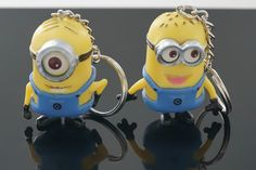 Despicable Me Minions Keyring Minion Stuff, My Minion, Minions, Despicable Me, Gift Store, Free Shipping, Gifts, Stuff To Buy, Presents