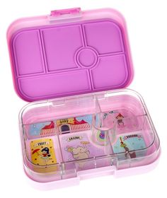 Yumbox Leakproof Bento Lunch Box Container   Real Simple's mission, through its 15 years, has been to simplify your life with smart finds like these.