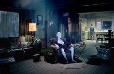 La fotografía cinematográfica de Gregory Crewdson