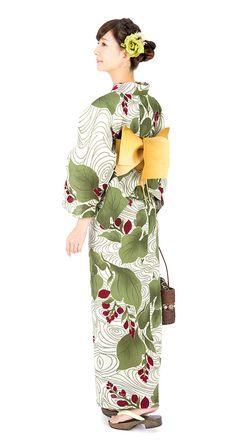 浴衣屋さん.com | 芸艸堂 浴衣 造り帯3点セット Japanese Costume, Japanese Kimono, Japanese Geisha, Yukata Kimono, Kimono Fabric, Chinese Clothing, Chinese Dresses, Japanese Clothing, Costumes Japan