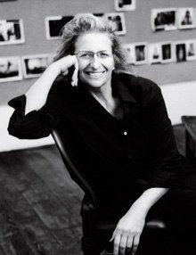 Annie Leibovitz, one of the most influential and talented photographers of our times, born October 2, 1949 with the sun in Libra and her Aquarius moon trining the internal recorder, Mercury retrograde, conjunct Neptune, planet of art.
