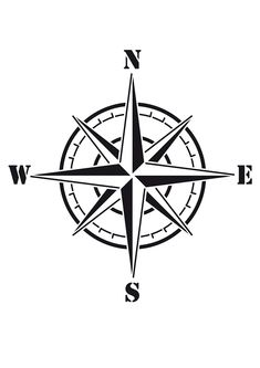Home Decoration Ideas For Festivals Nautical Compass Tattoo, Compass Tattoo Design, Nautical Art, Up Tattoos, Small Tattoos, Sleeve Tattoos, Tattoos For Guys, Mirror Wall Stickers, Wall Stickers Murals